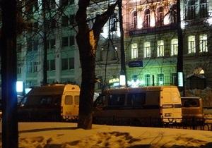 Московская полиция сорвала параллельный подсчет голосов под предлогом поиска бомбы