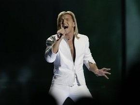 Белорусы извинились за мат своего певца, не попавшего в финал Евровидения