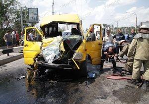 новости Запорожья - ДТП - маршрутка - троллейбус - В Запорожье маршрутка врезалась в троллейбус, 16 человек госпитализированы