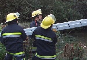 Британский пожарный сломал ногу, спасая золотую рыбку