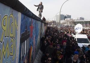 DW: Запущен онлайн-архив мирных революций в Европе