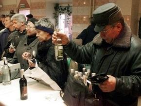 В России запретят водку дешевле 89 рублей