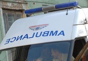 В Винницкой области пятилетняя девочка отравилась бензином