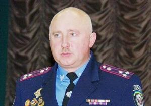 Севастопольскую милицию возглавил выходец из Донецкой области