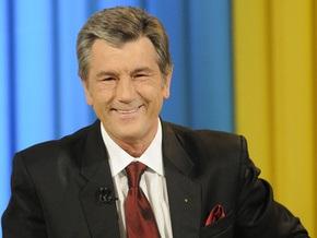Ющенко поприветствовал предоставление Украине кредита