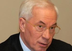 Азаров обвинил Тимошенко в подписании невыгодных газовых контрактов