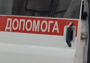 В Луганске вследствие ненастья пострадали три человека