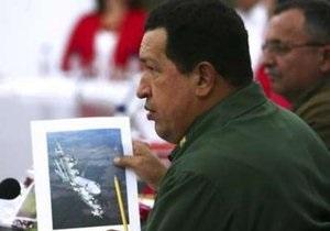 Венесуэла обвиняет США в нарушении воздушного пространства. Пентагон все отрицает