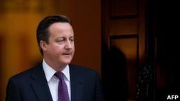 Дэвид Кэмерон: Великобритания - христианская страна