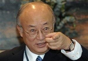 Глава МАГАТЭ впервые посетит аварийную АЭС Фукусима-1