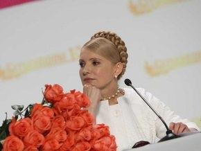 НГ: Тимошенко в белом