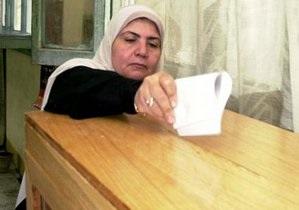 В Египте огласили первые результаты выборов