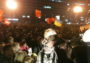 МВД призывает людей не поддаваться на провокации и напоминает о запрете проведения митингов до 12 ноября