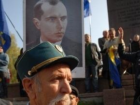 Тернопольский горсовет призвал Ющенко присвоить Бандере звание Герой Украины