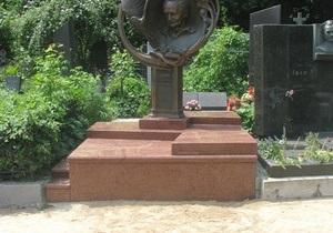 Прокуратура подтвердила факт эксгумации тела Чорновила