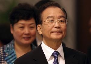 Компартия Китая  изучит доходы семьи премьера - СМИ