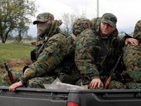 Грузинские военные, обвиняемые в подготовке мятежа, заключили сделку с прокуратурой