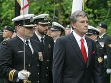 The Globe and Mail: НАТО - главный гарант независимости Украины, заявил президент Ющенко