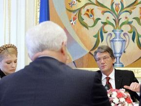 Ющенко: Люди из окружения Тимошенко не заинтересованы в раскрытии дела Гонгадзе