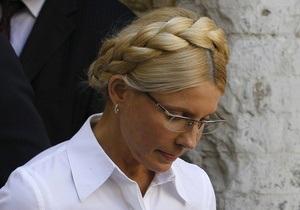 Суд над Тимошенко вызывает обеспокоенность в Евросоюзе
