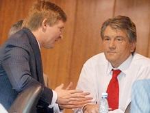 НГ: Ющенко перешел в наступление