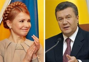 Одесский губернатор заявил, что проголосует за Януковича, а харьковский - за Тимошенко