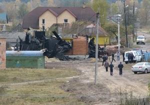 Власти заявляют, что дом мэра Ковеля подожгли дети