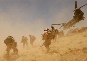 Талибы сбили в Афганистане вертолет НАТО