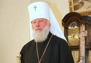 Митрополита Владимира выписали из реанимации
