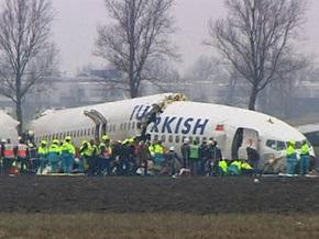 СМИ: Самолет упал в Амстердаме из-за нехватки топлива