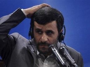 Ахмадинеджада обвинили в искажении экономической ситуации в стране