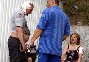 В Одессе перевернулась маршрутка: погиб ребенок (обновлено)