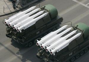 Украина планирует завершить создание нового ракетного комплекса Сапсан в 2015 году