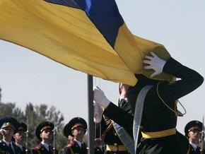 Кабмин предлагает оставить без изменений гимн и определить флаг Украины как госсобственность