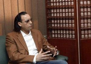 Женева выплатит компенсацию сыну Каддафи за публикацию фото его ареста в СМИ
