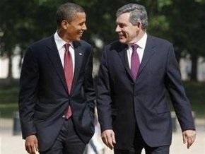 3 марта Обама встретится с Брауном