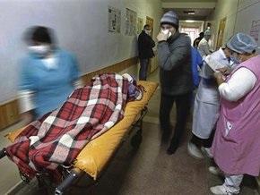 В Киеве подозревают еще три случая заболевания гриппом A/H1N1