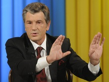 Ющенко назвал политику Кабмина  проеданием