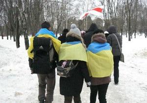 Новости Минска - новости Беларуси - в Минске задержали троих украинцев - день воли