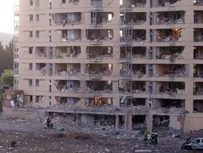 В результате взрыва на севере Испании пострадали 64 человека
