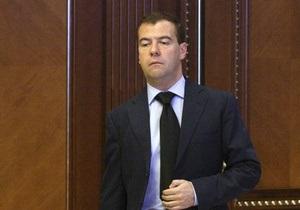 Медведев запретил региональным парламентам называться Госдумами