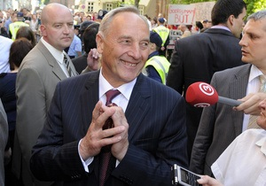 Избранный президент Латвии заключил брак со своей гражданской женой