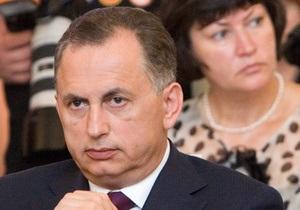 Колесников заявляет о намерении ввести скоростное движение между Киевом и Москвой