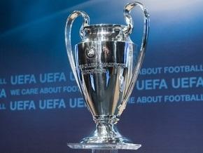 Лига Чемпионов. Матчи 1/8 финала: текстовые трансляции