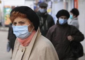 Медики: Эпидемия гриппа в Украине может начаться в конце ноября