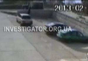 Обнародовано видео расстрела мэра Симеиза