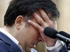 СМИ: Саакашвили ударил премьера Грузии