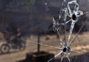 В Дамаске артиллерийские снаряды взорвались около посольства России