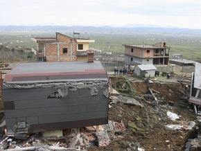 Пятибалльное землетрясение привело к повреждению тысячи домов Албании