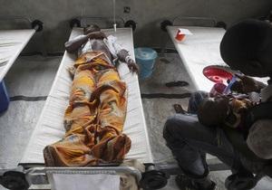СМИ сообщают о почти 24 тысячах больных холерой в Сьерра-Леоне